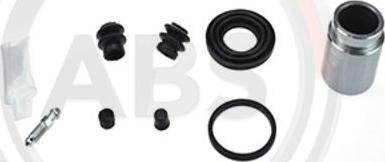 A.B.S. 57281 - Remkomplekts, Bremžu suports interparts.lv
