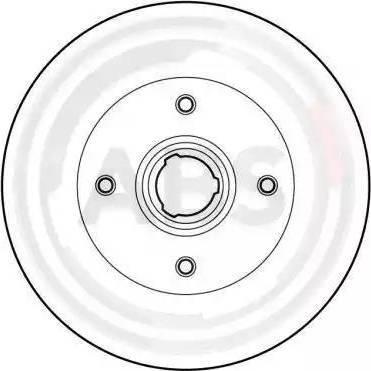 A.B.S. 15962 - Bremžu diski interparts.lv