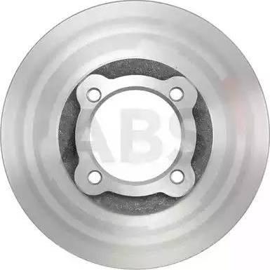 A.B.S. 15967 - Bremžu diski interparts.lv
