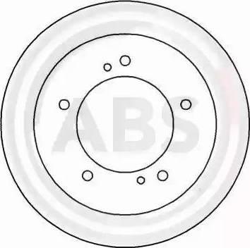 A.B.S. 15988 - Bremžu diski interparts.lv