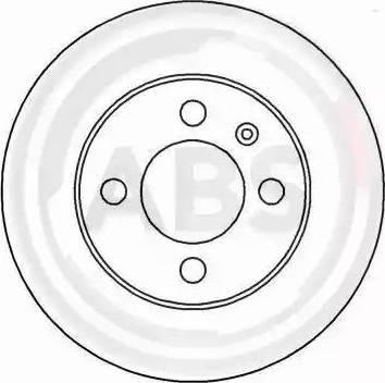 EGT 410003EGT - Bremžu diski interparts.lv
