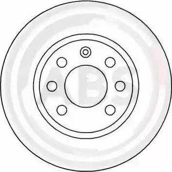 A.B.S. 15929 - Bremžu diski interparts.lv