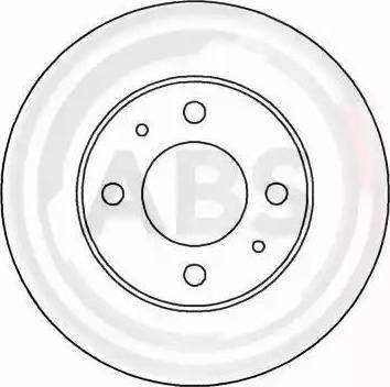 A.B.S. 15044 - Bremžu diski interparts.lv