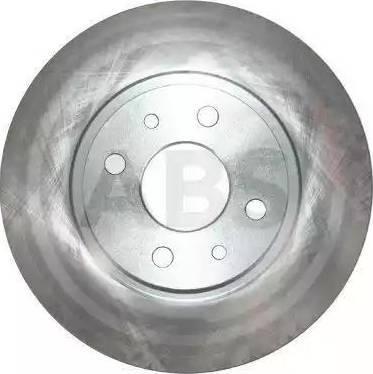 A.B.S. 15858 - Bremžu diski interparts.lv