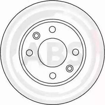 A.B.S. 15318 - Bremžu diski interparts.lv