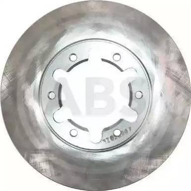 A.B.S. 16992 - Bremžu diski interparts.lv