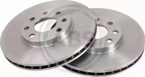 A.B.S. 16952 - Bremžu diski interparts.lv