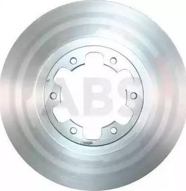A.B.S. 16989 - Bremžu diski interparts.lv