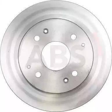 A.B.S. 16935 - Bremžu diski interparts.lv