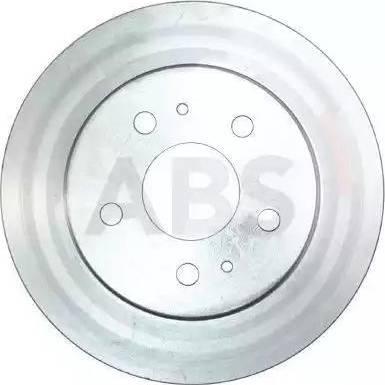 A.B.S. 16932 - Bremžu diski interparts.lv