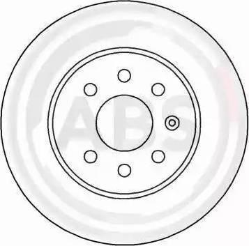 A.B.S. 16927 - Bremžu diski interparts.lv