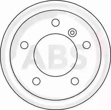 A.B.S. 16452 - Bremžu diski interparts.lv