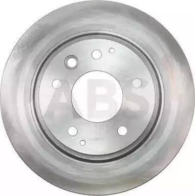 A.B.S. 16589 - Bremžu diski interparts.lv