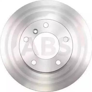 A.B.S. 16570 - Bremžu diski interparts.lv