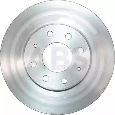 A.B.S. 16669 - Bremžu diski interparts.lv
