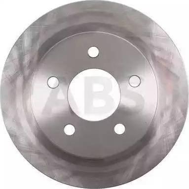 A.B.S. 16686 - Bremžu diski interparts.lv