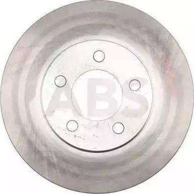 A.B.S. 16687 - Bremžu diski interparts.lv