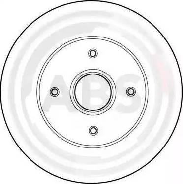 EGT 410347EGT - Bremžu diski interparts.lv