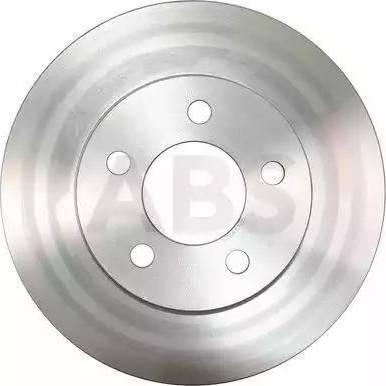 A.B.S. 16804 - Bremžu diski interparts.lv