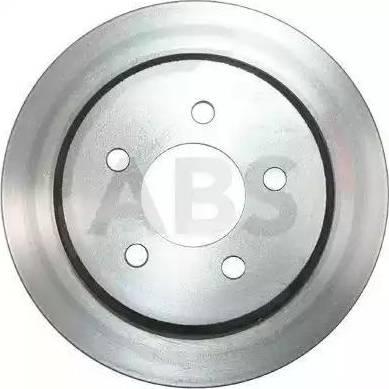 A.B.S. 16805 - Bremžu diski interparts.lv