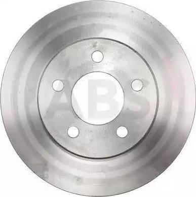 A.B.S. 16807 - Bremžu diski interparts.lv