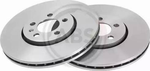 A.B.S. 16882 - Bremžu diski interparts.lv