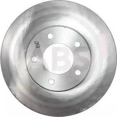 A.B.S. 16241 - Bremžu diski interparts.lv