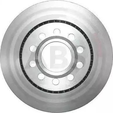 A.B.S. 16204 - Bremžu diski interparts.lv