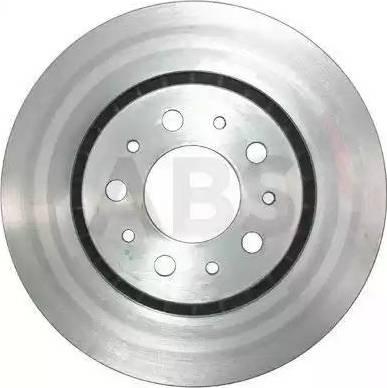 A.B.S. 16239 - Bremžu diski interparts.lv