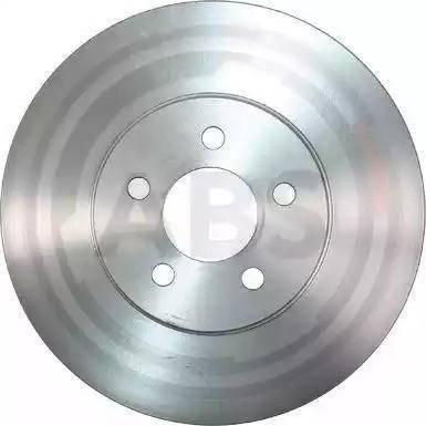 A.B.S. 16726 - Bremžu diski interparts.lv