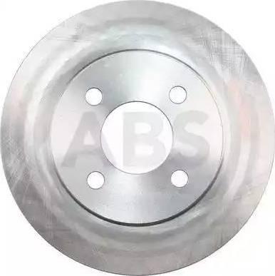 A.B.S. 16722 - Bremžu diski interparts.lv