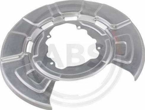 A.B.S. 11094 - Dubļu sargs, Bremžu disks interparts.lv
