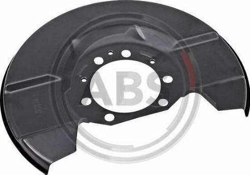 A.B.S. 11091 - Dubļu sargs, Bremžu disks interparts.lv