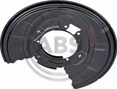 A.B.S. 11093 - Dubļu sargs, Bremžu disks interparts.lv