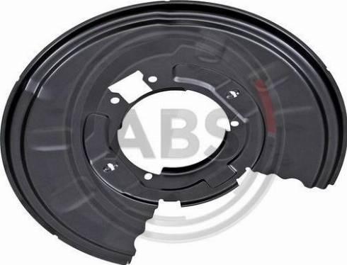A.B.S. 11092 - Dubļu sargs, Bremžu disks interparts.lv