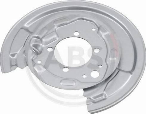 A.B.S. 11198 - Dubļu sargs, Bremžu disks interparts.lv