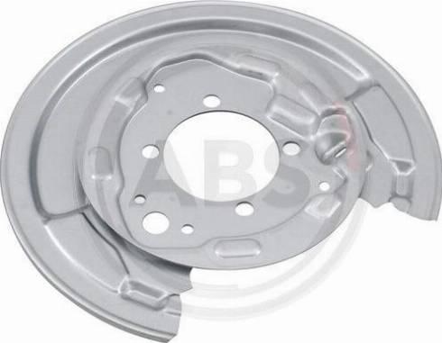 A.B.S. 11197 - Dubļu sargs, Bremžu disks interparts.lv