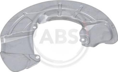 A.B.S. 11155 - Dubļu sargs, Bremžu disks interparts.lv