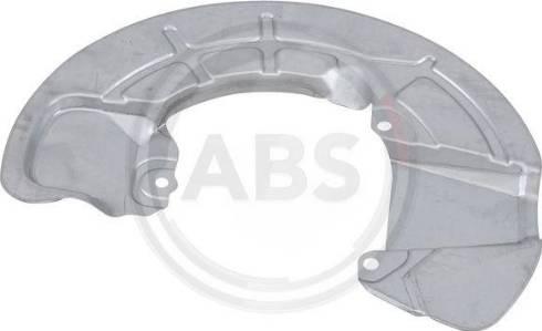A.B.S. 11156 - Dubļu sargs, Bremžu disks interparts.lv