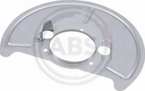 A.B.S. 11163 - Dubļu sargs, Bremžu disks interparts.lv