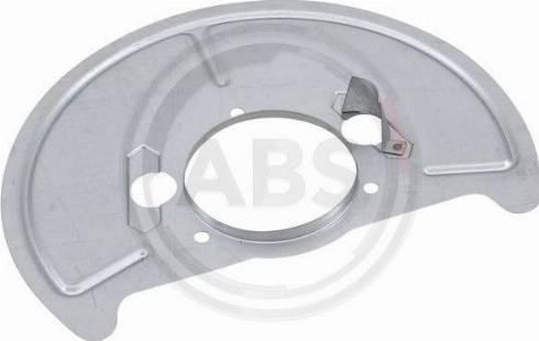 A.B.S. 11162 - Dubļu sargs, Bremžu disks interparts.lv