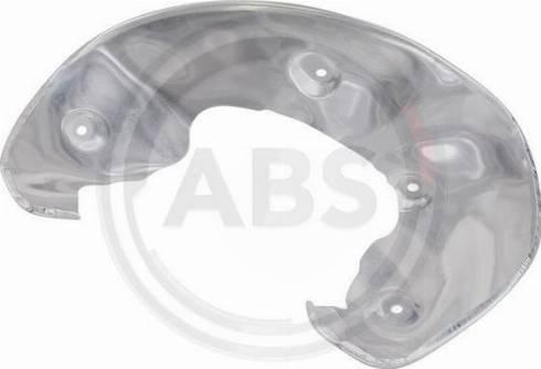 A.B.S. 11132 - Dubļu sargs, Bremžu disks interparts.lv