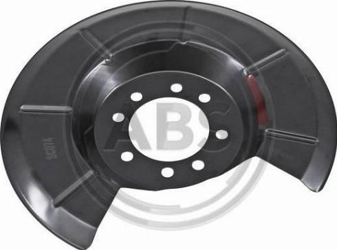 A.B.S. 11221 - Dubļu sargs, Bremžu disks interparts.lv