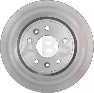A.B.S. 18409 - Bremžu diski interparts.lv