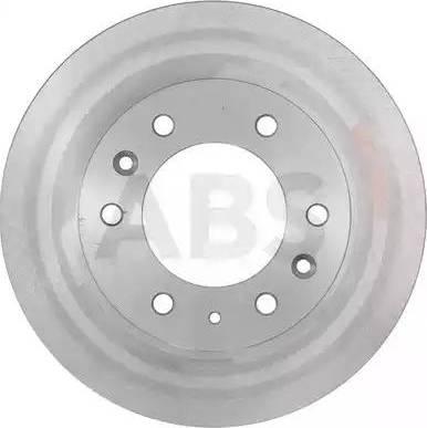 A.B.S. 18407 - Bremžu diski interparts.lv