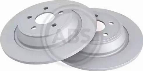A.B.S. 18484 - Bremžu diski interparts.lv