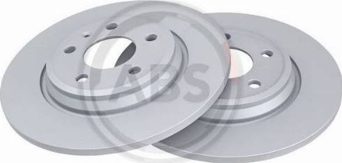 A.B.S. 18562 - Bremžu diski interparts.lv