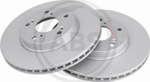 A.B.S. 18505 - Bremžu diski interparts.lv
