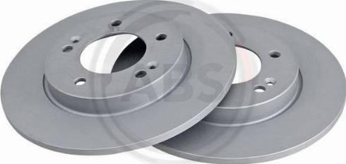 A.B.S. 18609 - Bremžu diski interparts.lv