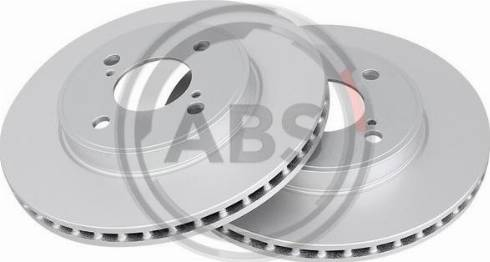 A.B.S. 18638 - Bremžu diski interparts.lv